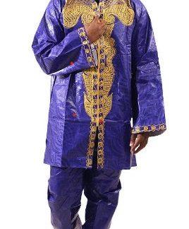 Men's African Wedding Attire